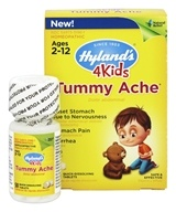 Hylands - 4 Kids Tummy Ache - 50 Tablets