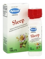 Homeopathic Sleep