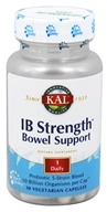 IB Strength Bowel Support