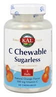 C Chewable Sugarless