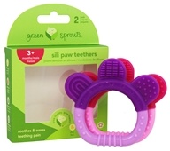 Sili Paw Teethers 3+ Months