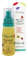 The Jojoba Company - 100% Natural Baby Oil with Australian Jojoba and Organic Oils - 3.3 oz.