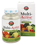 Multi-Active Iron Free