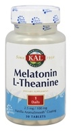 Melatonin L-Theanine