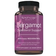 Bergamot Cholesterol Support with Resveratrol