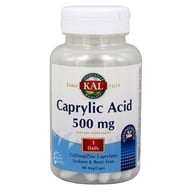 Caprylic Acid Sustained Release