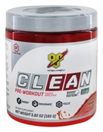 Clean Pre-Workout Energy Amplifier