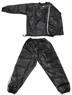 Extreme Sauna Suit Black - 2XL/3XL