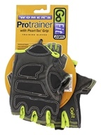 Women's Pro Sport-Tac Training Gloves Grey/Green - Medium