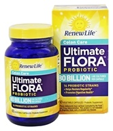 Ultimate Flora Colon Care Probiotic
