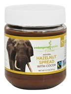 Natural Hazelnut Spread with Cocoa