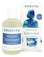 Emerita - Natural Lubricant - 4 oz.