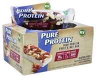 High Protein Fruit & Nut Bar