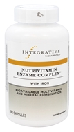 Nutrivitamin Enzyme Complex With Iron