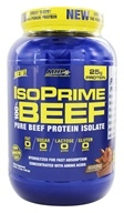 Isoprime 100% Pure Beef Protein Isolate