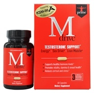 M Drive Testosterone Support