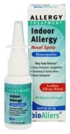Indoor Allergy Homeopathic Nasal Spray