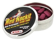 Red Rockit Male Performance Hard Tabs