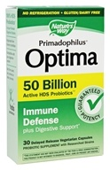 Primadophilus Optima Immune Defense 50 Billion Active HDS Probiotics