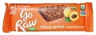 Go Raw - Organic Sprouted Bar Chewy Apricot - 0.4 oz.