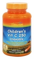 Children's Vitamin C 250 Chewable