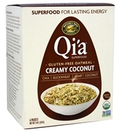 Qi'a Superfood Oatmeal