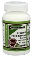 Broccoli Seed Extract Enzyme Activated