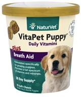 VitaPet Puppy Plus Breath Aid