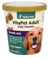 VitaPet Adult Daily Vitamins Plus Breath Aid