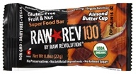 Raw Revolution - Organic Live Food Bar Raw Rev 100 Calorie Almond Buttercup - 0.8 oz.