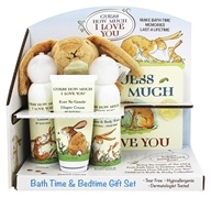 Bath Time & Bedtime Gift Set
