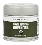 Dr. Mercola Premium Products - Organic Royal Matcha Green Tea - 1.06 oz.
