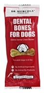 Dr. Mercola Premium Products - Dental Bone For Small Dogs - 0.81 oz.