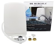 Pure and Clear Countertop Water Filter