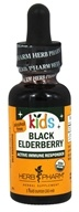 Kids Black Elderberry
