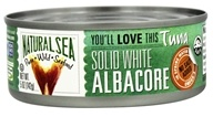 Solid White Albacore Tuna No Salt Added