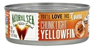 Chunk Light Yellowfin Tuna No Salt Added