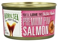 Wild Alaska Premium Pink Salmon No Salt Added