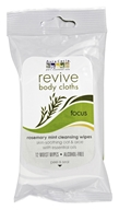 Revive Focus Body Cloths