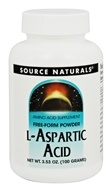L-Aspartic Acid Free-Form Powder