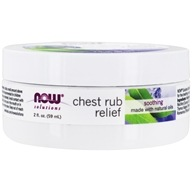 Chest Rub Relief Soothing & Warming