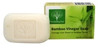 All Natural Bamboo Vinegar Soap