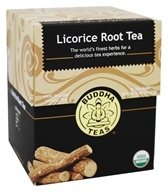 100% Organic Herbal Licorice Root Tea
