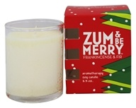 Zum & Be Merry Glow Votive