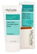 Clear Skin Cranberry Mud Mask