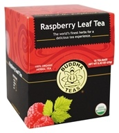 100% Organic Herbal Raspberry Leaf Tea