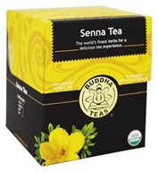 100% Organic Herbal Senna Tea