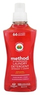 Laundry Detergent 4x Concentrated
