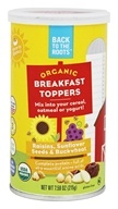 Organic Breakfast Toppers Raisins, Sunflower Seeds & Buckwheat