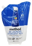 Laundry Detergent 8x Concentrated Refill
